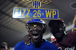 Cape Town 18-03-03 Cape Town City fans  in the PSL Game In Athlone Staduim Pictures Ayanda Ndamane African news agency/ANA