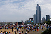 Sunday, August 3, 2008; G. Love and Special Sauce performs at Lollapalooza 2008..Photo by Bryan Rinnert