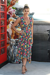 Laura Crane attends the European premiere of Christopher Robin at the BFI Southbank in London.
