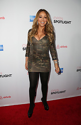 LOS ANGELES, CA - NOVEMBER 19: Celebrities attend the 3rd Annual Airbnb Open Spotlight at Various Locations on November 19, 2016 in Los Angeles, California. 20 Nov 2016 Pictured: Mariah Carey. Photo credit: @parisamichelle / MEGA TheMegaAgency.com +1 888 505 6342