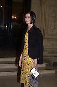 Erin `O'Connor. Pantene Pro-V Award Winners for the Year 2000. Royal Albert Hall. 19 October 2000. © Copyright Photograph by Dafydd Jones 66 Stockwell Park Rd. London SW9 0DA Tel 020 7733 0108 www.dafjones.com