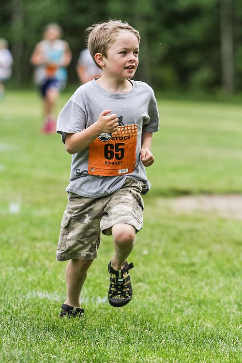 Nicholas Strikes Back 5K road race