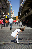 Young Girl Madrid Spain