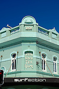 "Old ""Ocean Beach Tea Rooms"" building. Manly, Sydney, Australia"