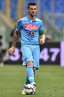 Christian Maggio Napoli <br /> Roma 04-04-2015 Stadio Olimpico, Football Calcio Serie A AS Roma - Napoli Foto Andrea Staccioli / Insidefoto