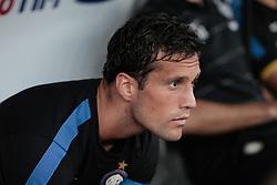 Bari (BA) 21.07.2012 - Trofeo Tim 2012. Inter - Juventus. Nella Foto: Silvestre (I)