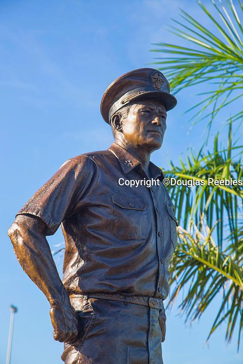 Fleet Admiral Chester W. Nimitz, USS Missouri Memorial, Ford Island, Pearl Harbor, Oahu, Hawaii