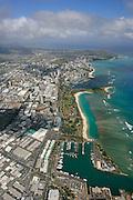 Ala Moana, Honolulu, Oahu, Hawaii<br />
