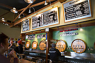 Cascade Brewings krog The Barrel House i Portland, Oregon. <br /> Foto: Christina Sjögren