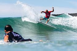 Kelly Slater USA .the 2019 Vissla Manly Surf Pro at Manly Beach, NSW, Australia.