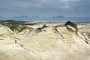 On the side of Big Sandhill, The Southern Circuit, Stewart Island / Rakiura, New Zealand Ⓒ Davis Ulands | davisulands.com