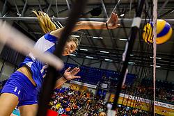 23-08-2017 NED: World Qualifications Greece - Slovenia, Rotterdam<br /> Anthi Vasilantonaki #11 of Greece<br /> Photo by Ronald Hoogendoorn / Sportida