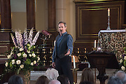 A Service of Thanksgiving for the life of RAPHAEL B JAGO. The Actors' Church , St.  Paul's Covent  Garden. London. 2 June 2015