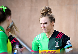 Bethan Dainton of Harlequins - Mandatory by-line: Andy Watts/JMP - 06/02/2021 - Sandy Park - Exeter, England - Exeter Chiefs Women v Harlequins Women - Allianz Premier 15s