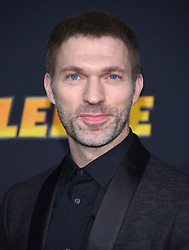 December 9, 2018 - Hollywood, California, U.S. - Travis Knight arrives for the premiere of the film 'Bumblebee' at the Chinese theater. (Credit Image: © Lisa O'Connor/ZUMA Wire)