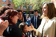 042616 Queen Letizia attends the announcement of the winner of the 'Princess of Gerona Foundation'