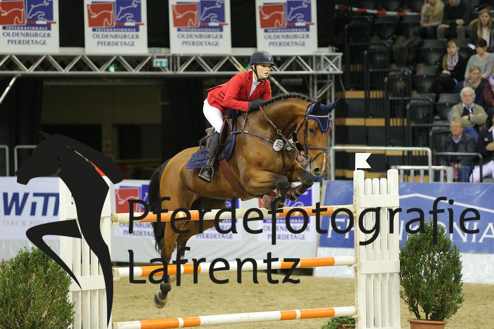 Wargers, Jana Lasco<br /> Oldenburg - Oldenburger Pferdetage 2013<br /> Internationales Springen<br /> © www.sportfotos-lafrentz.de / Stefan Lafrentz