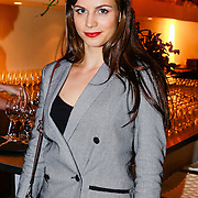 NLD/Amsterdam/20131014 -  Marie Claire Starters Award 2013, Elise Schaap