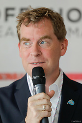 , OTG - Offshore Team Germany Taufe 21.06.2019, OTG - Kämpfer, Ulf - Pressekonferenz
