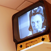 """One of the museum's featured pieces is the television used in the famous """"Baseball Scene"""" in """"One Flew Over the Cuckoo's Nest,"""" which plays the scene on a loop. The Oregon State Hospital in Salem has been home to psychiatric patients for more than a century. The movie """"One Flew Over the Cuckoo's Nest"""" was filmed there, and the new Oregon State Hospital Museum of Mental Health honors the experiences of the patients who have lived there over the decades."""