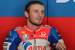 February 7, 2019 - Sepang, SGR, U.S. - SEPANG, SGR - FEBRUARY 07:  Jack Miller of Alma Pramac Racing before the start of the  second day of the MotoGP official testing session held at Sepang International Circuit in Sepang, Malaysia. (Photo by Hazrin Yeob Men Shah/Icon Sportswire) (Credit Image: © Hazrin Yeob Men Shah/Icon SMI via ZUMA Press)