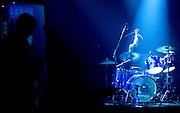 Belo Horizonte_MG, Brasil...Show de lancamento do CD Falcatrua e o Pau de Arara Espacial em Belo Horizonte...The Falcatrura show of the CD Falcatrua e o Pau de Arara Espacial in Belo Horizonte...Foto: BRUNO MAGALHAES / NITRO.