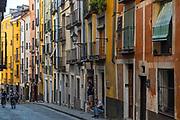 Cuenca, Castillon y La Mancha