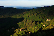 France, Languedoc Roussillon, Gard (30), Cevennes, vallée du Galeizon