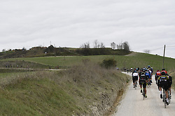 March 10, 2019 - Siena, Italia - Foto LaPresse - Fabio Ferrari.10 Marzo 2019 Siena (Italia).Sport Ciclismo.Gran Fondo Strade Bianche 2019 - Gara uomini - da Siena a Siena. Nella foto: durante la gara...Photo LaPresse - Fabio Ferrari.March, 10 2019 Siena (Italy) .Sport Cycling.Gran Fondo Strade Bianche 2018 - Men's race - from Siena to Siena - 184 km (114,3 miles).In the pic: during the race (Credit Image: © Lapresse via ZUMA Press)