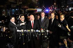 New York Explosion Leaves Dozens Injured, 18 September 2016