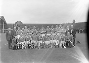 14/09/1958<br /> 09/14/1958<br /> 14 September 1958<br /> Junior Final: Cork v Antrim at Croke Park, Dublin. Cork team.