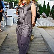 NLD/Amsterdam/20100630 - Silk Fashion & Business Summer Event, Isabelle Brinkman