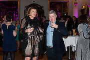 GRAYSON PERRY, Grayson Perry 50th birthday party. Finsbury Town Hall. London. 26 March 2010
