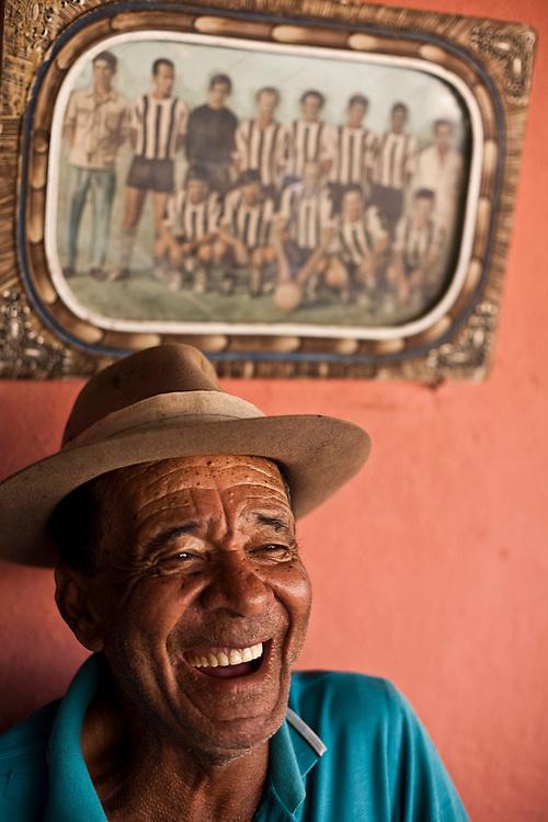 Esmeraldas_MG, Brasil...Futebol na comunidade rural da Laginha, Minas Gerais...The soccer in the rural in Laginha in Esmeradas, Minas Gerais...Foto: JOAO MARCOS ROSA / NITRO