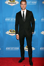 Justin Hartley attending the 2016 NASCAR Sprint Cup Series Awards