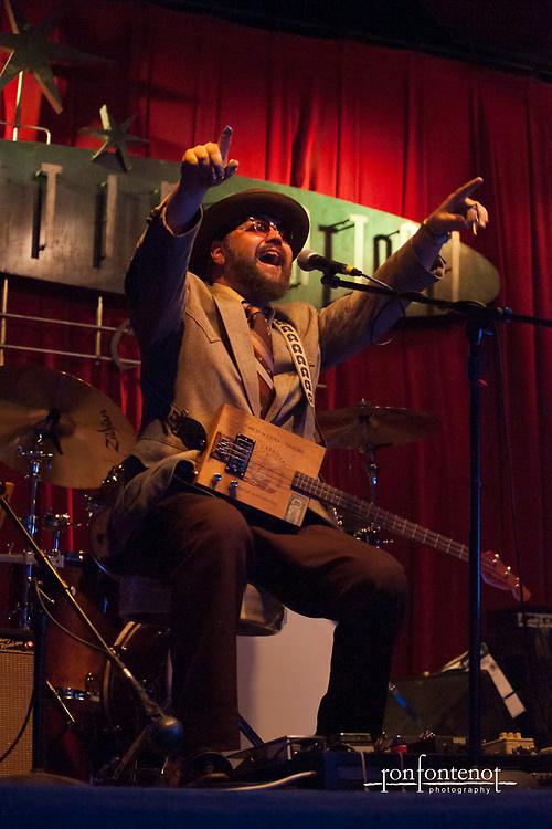 Houston Blues Society IBC Houstion Regional Competition