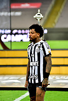 RIO DE JANEIRO, BRAZIL - JANUARY 30: Marinhoof Santos disappointed ,during the final of Copa CONMEBOL Libertadores 2020 between SE Palmeiras and Santos FC at Maracana Stadium on January 30, 2021 in Rio de Janeiro, Brazil. (Photo by MB Media/BPA)