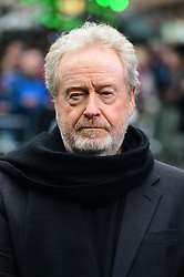 File photo dated 04/05/17 of Sir Ridley Scott, who has not ruled out the return of disgraced movie mogul Harvey Weinstein to the film industry.