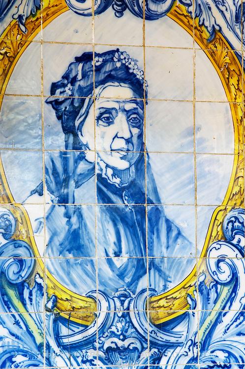 azulejos dona antonia ferreira ferreira port lodge vila nova de gaia porto portugal