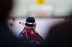 11.03.2012, Chiemgau Arena, Ruhpolding, GER, IBU, Biathlon Weltmeisterschaft, Massenstart Damen, im Bild Goldmedaillen Gewinnerin und Weltmeisterin Tora Berger (NOR) // Gold Medalist and World Champion Tora Berger (NOR) during the Mass Start Women of the IBU Biathlon World Championship at Chiemgau Arena, Ruhpolding, Germany on 2012/03/11. EXPA Pictures © 2012, PhotoCredit: EXPA/ Juergen Feichter