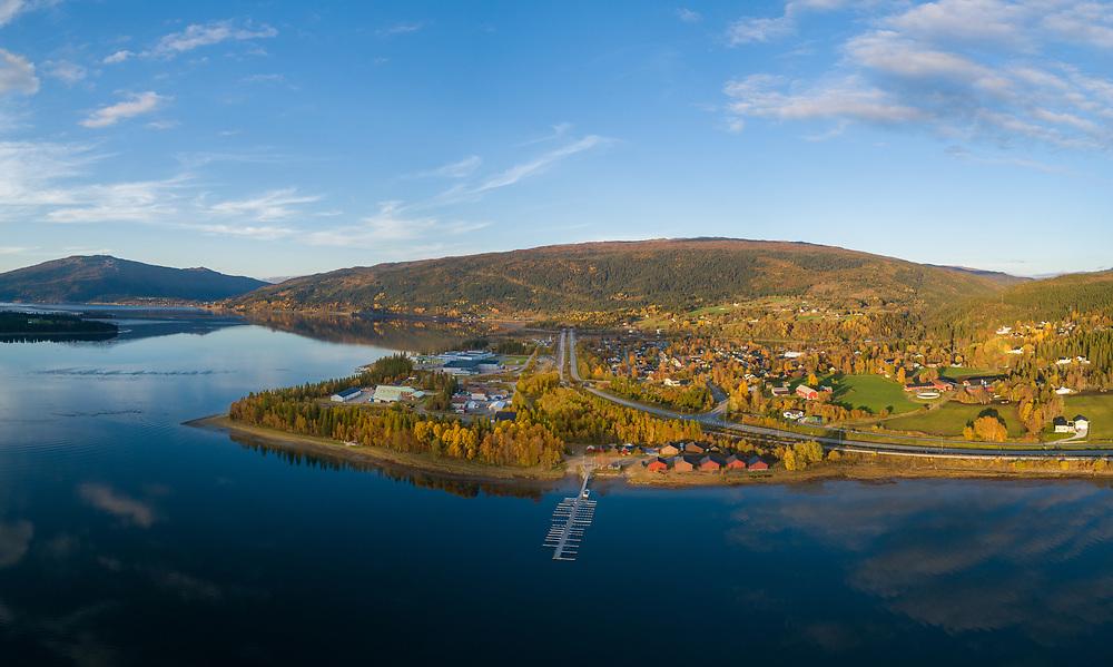 Bjerka er et tettsted i Hemnes kommune på Helgeland i Nordland. E6 passerer forbi Bjerka. Bjerka stasjon er et stoppested på Nordlandsbanen.