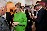 NICKY HASLAM; PETRONELLA WYATT, Mrs. Richard Briggs at home.  Sloane Gardens. London. 20 October 2011. <br /> <br />  , -DO NOT ARCHIVE-© Copyright Photograph by Dafydd Jones. 248 Clapham Rd. London SW9 0PZ. Tel 0207 820 0771. www.dafjones.com.
