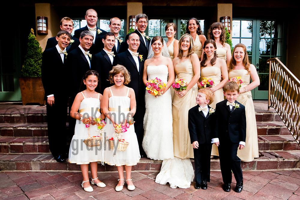 Wedding at La Fonda Santa Fe, New Mexico
