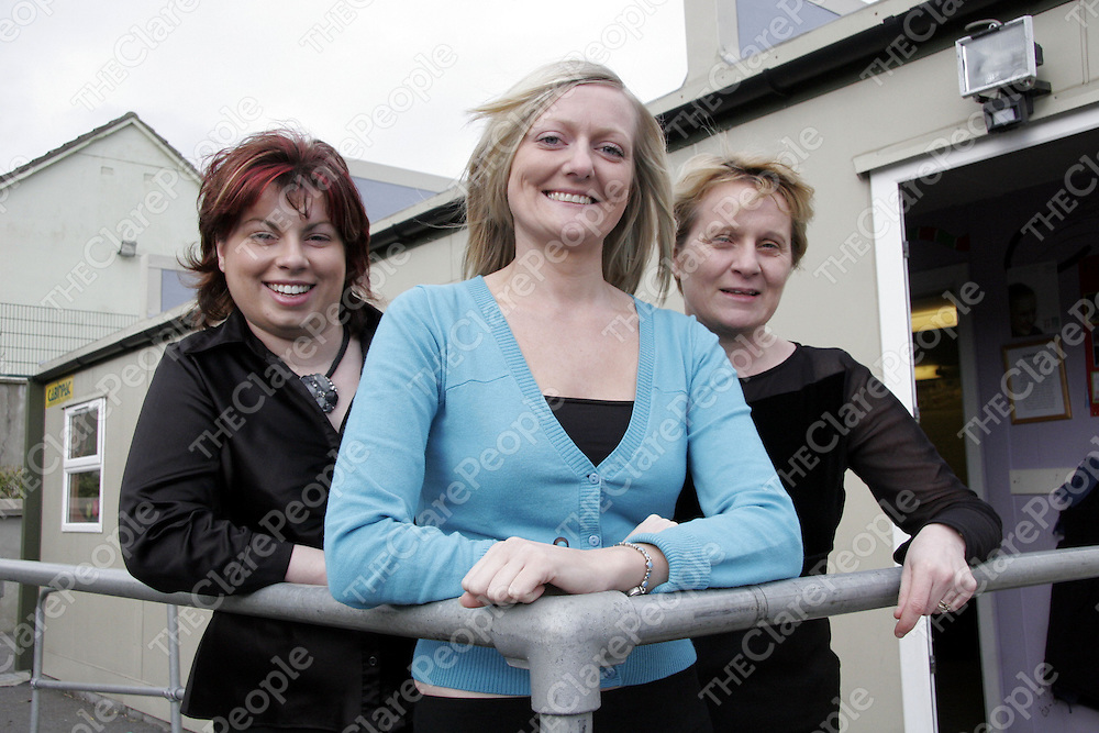 Teachers from Mullagh N.S Mary Rita Flynn, Annemarie Doyle and Genavive Pender who recently returned from Denmark.<br /> <br /> Photograph by Yvonne Vaughan.