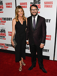May 1, 2019 - ANNE WHEATON and WIL WHEATON attends The Big Bang Theory's Series Finale Party at the The Langham Huntington. (Credit Image: © Billy Bennight/ZUMA Wire)