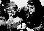 Fidel Castro and Che Guevara, 1959