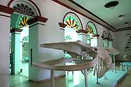 Natural History Museum in Gibara, Holguin, Cuba.
