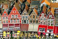 Markt (main square), Brugge, Belgium
