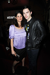 Nicholas Hoult and Katrina Pavlos at the launch of Heavy Rain for PlayStation 3 held at The Electric Cinema, Portobello Road, London on 15th February 2010.