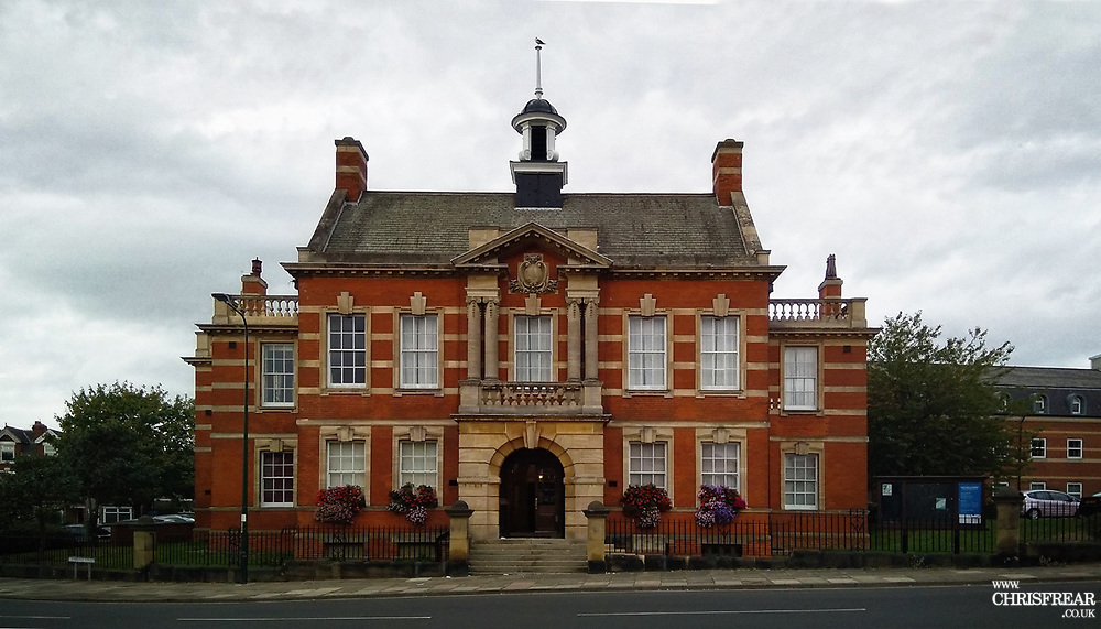 Cleethorpes Town Hall<br /> Seaview Street<br /> Cleethorpes<br /> North East Lincolnshire<br /> England <br /> UK
